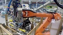 مراحل تولید بی ام و ای هشت (BMW i8)