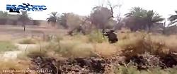 اعدام کردن سربازان عراقی در حین جنگ توسط داعش