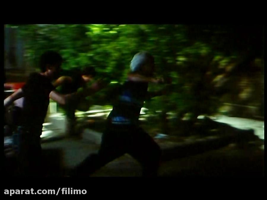 آنونس فیلم سینمایی باغ قرمز