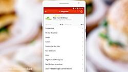 foodpanda App _ Simple ordering, intuitive...