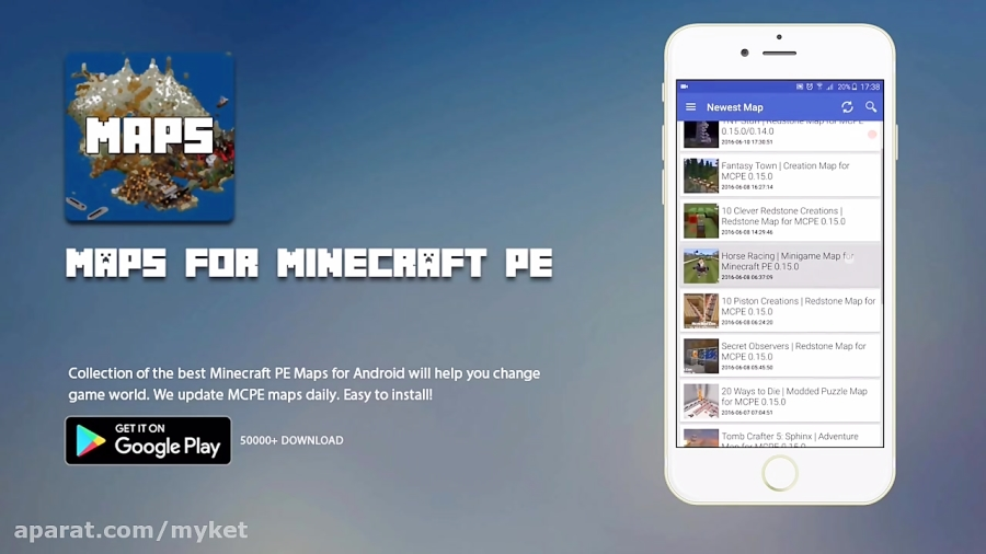 Maps for Minecraft PE 0 15 2 Fastest