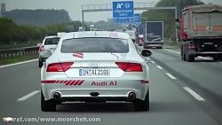 معرفی مدل جدید آئودی A7