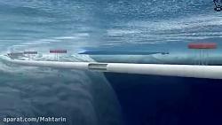 تونل های شناور زیر آبی نروژ