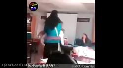کتک زدن خواهر