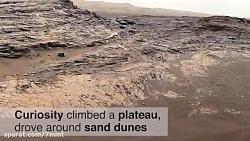 4 سال بر روی مریخ ! - Curiosit...