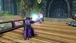 سرویس گیم : تریلر و گیم پلی بازی NeverWinter PS4
