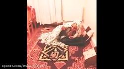 دعا کردن شیرازی ها بعد از نماز (بسیار خنده دار)