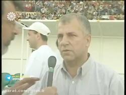 پخش جنجالی ترین بخش های برنامه نود از شبکه جام جم - 2