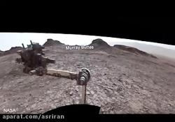 تصاویر ۳۶۰ درجه از مریخ