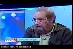 بهترین طنزپرداز از نظر مسعود فراستی...!