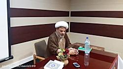 سخنرانی حجت الاسلام جع...