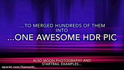 عکاسی نجومی با دوربین ه...