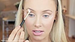 آموزش میک آپ - آرایش صورت