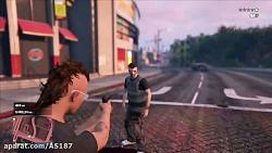 حضرت باگ در GTA ONLINE!!!:-/(طنز)