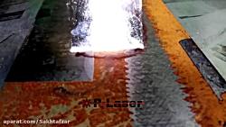 پاک سازی به کمک لیزر
