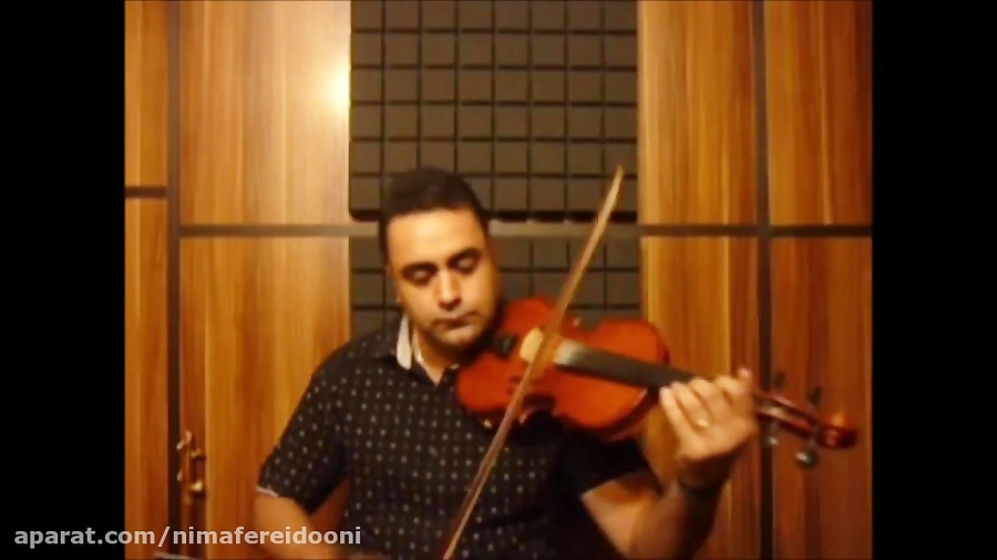 دانلود فیلم آموزش گوشه نیریز دستگاه ماهور ویولن ردیف ابوالحسن صبا جلد ۱ ایمان ملکی