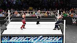 WWE 2K16 AJ Styles vs Dean Ambrose :ILIYA81: