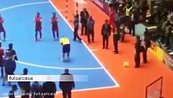 دلداری ایرانی ها به فالکائو پس از خداحافظی از تیم ملی