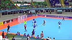 خلاصه بازی دو تیم مصر و ایتالیا (یک هشتم نهایی)