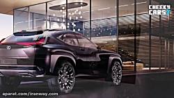 خودروی شاسی بلند لکسوس LEXUS UX