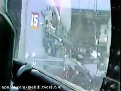 اسکورت بمب افکن روس توسط تامکتهای ایرانی