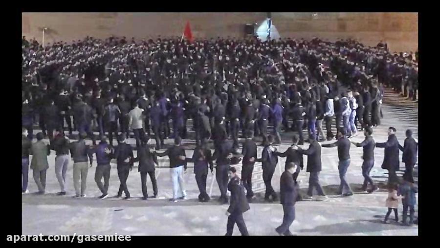 حسین حسین یارالی - محرم 95