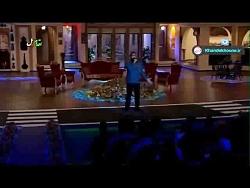 اجرای زنده آهنگ فقط دعا کن از علی زند وکیلی در دورهمی