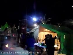 موکب جوانان روستای هیئت حسینی روستای راهزان