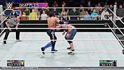 تریلر WWE2K17