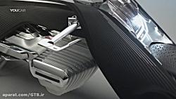 موتورسیکلت آینده  BMW Motor...