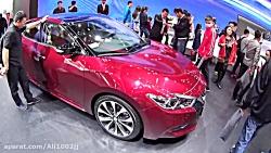 نیسان ماکسیما و تیانا Nissan Maxima 2017