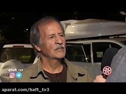 گفتگو با محمدتقی فهیم در پشت صحنه حضور در «هفت»
