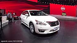 نیسان تیانا Nissan Teana 2017