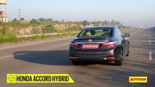 Honda Accord Hybrid 2017 Full Review