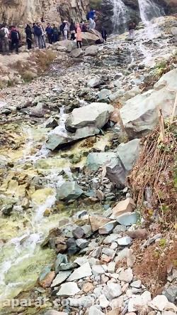 کارناوال | روستای آهار | آبشار شکرآب