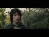 عبور فرودو و سام از قسمتی از جنگل در نسخه بازگشت پادشاه ارباب حلقه ها