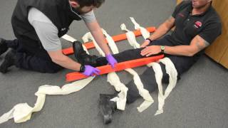NREMT Long Bone Immobilization