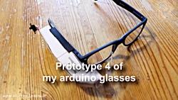 عینک واقعیت افزوده با قابلیت نمایش داده های مولتی متر
