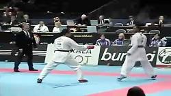 WKF Karate 2006 Modami Vishkaei Round 3 Ta...