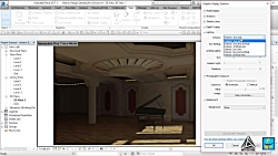 Revit Architecture Learning-Lighting and Rendering
