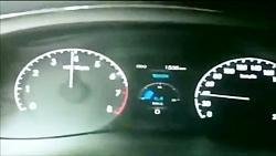 شتاب 100-0 هیوندای جنسیس سدان Hyundai Genesis Sedan 5.0