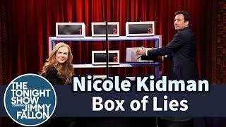 مسابقه Box Of Lies با Nicole Kidma...