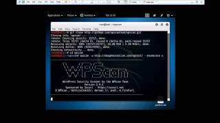 How to hack wordpress with wpscan