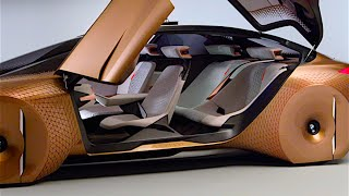 BMW Vision INTERIOR Review New BMW Self D...