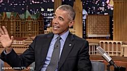 مصاحبه با باراک اوباما ...