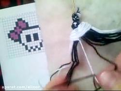 Multicolors Alpha Bracelets - tutorial