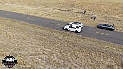 آکورا NSX در برابر نیسان GTR