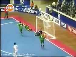 ایران4_2 لیبی ، جام جهانی 2008 برزیل