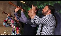 اجرای موسیقی محلی کرمانی توسط گروه رستاک