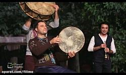اجرای آهنگ محلی شیرازی توسط گروه رستاک
